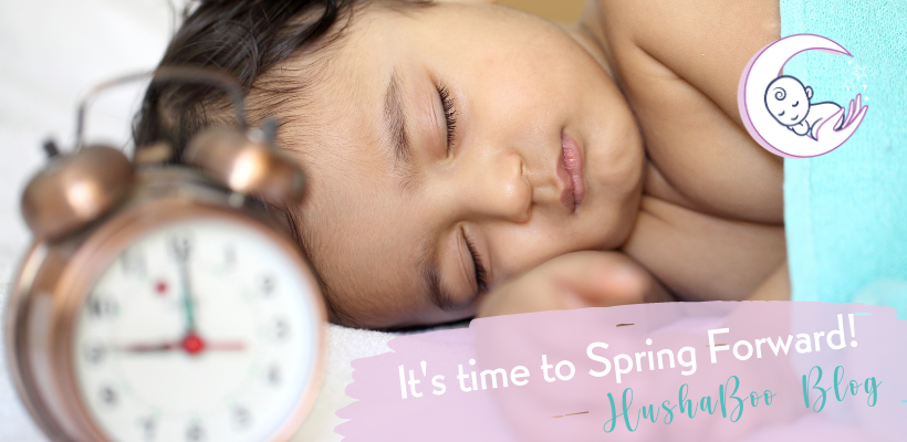 It's time to Spring Forward!