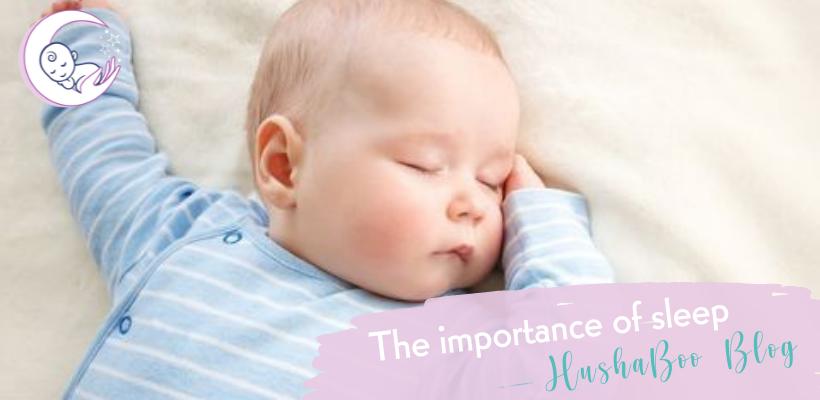blog the importance of sleep