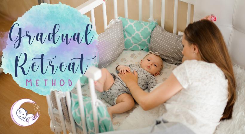 gradual retreat sleep method